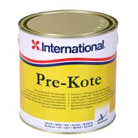 International Pre-Kote for One Pack Finishes - White 2.5Ltr