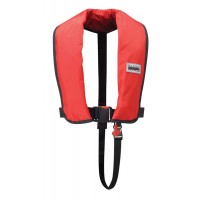 Marine Pool 165N Classic Red Inshore Automatic Lifejacket with Harness