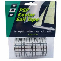 Kevlar Repair Tape 75mm x 1.5m Black