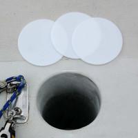 Optiparts Laser Teflon Mast Disc - 3 Set