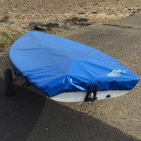 Laser Boat Cover Top (Mast Down) Breathable HydroGuard