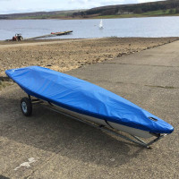 Laser Boat Cover Top (Mast Down) PVC