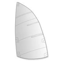 Trident RS Feva XL Training Mainsail