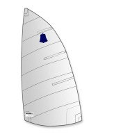 GP14 Laminate Racing Mainsail