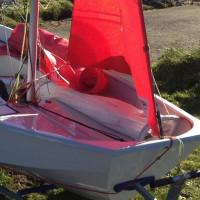 Mirror Spinnaker Sock-GRP boat