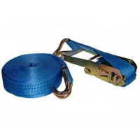 Heavy Duty Tie Down Ratchet Strap and Hooks 50mm x 8m