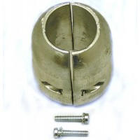 MG Duff 1 Inch Shaft Anode with Clamp Insert