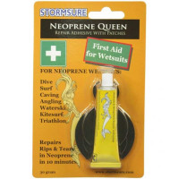 Neoprene Queen Wetsuit 1st Aid with Patches