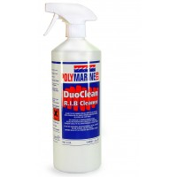 PolyMarine Duo-Clean Rib Cleaner Hypalon And Pvc 1 Ltr