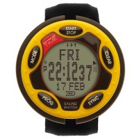 Optimum Series 14R Rechargeable Yellow Sailing Watch