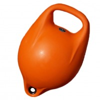Anchor Marine Pick Up Buoy 20cm Diameter - Orange