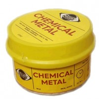 Plastic Padding Chemical Metal 180ml Tin