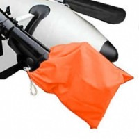 Propeller Bag Orange Small Up to 6hp