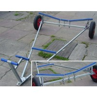 Miracle Dinghy Launching Trolley