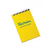 Ritchie Wetnotes Waterproof Pocket  Notebook