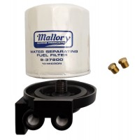 Mallory Water Separating Fuel Filter Kit for Outboard Engines