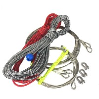 Mirror 2 Piece Mast Rigging Pack