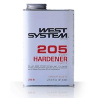 West Systems 205B 1Kg Hardener