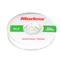 Waxed Whipping Twine 0.5mm White