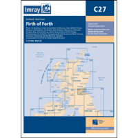 Imray Chart Firth of Forth C27