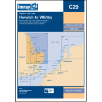 Imray Chart Harwich to Whitby C29
