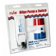 Rule 360 Submersible Pump with Rule-a-matic Float Switch