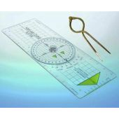 "BH Navigation Portland Course Plotter and 7"" Divider"
