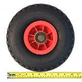 """Trolley Wheel 10""""x3"""""""