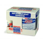 PolyMarine Hypalon 2 Part Adhesive Inflatable Boat