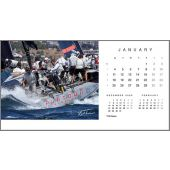 Rick Tomlinson Desk Calendar 2021