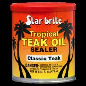 Star brite Tropical Teak Oil/Sealer Classic 500ml