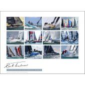 Rick Tomlinson Portfolio Sailing Calendar 2022