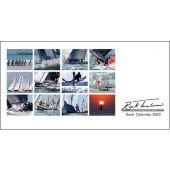 Rick Tomlinson Desk Calendar 2022