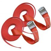 25mm Weblash Strap With Cam Lock 5m Pair