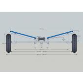 Standard Launching Trolley - Upto 15ft6