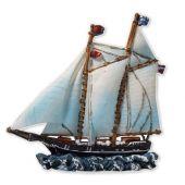 Jolly Fleet Black Hull 2 Masts