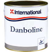 International Danboline White 001 2.5Ltr