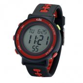Gill Race Watch - Black/Red