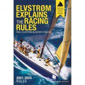 Paul Elvstrom Explains the Racing Rules of Sailing 2021-2024