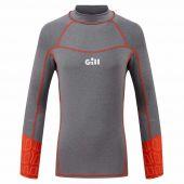 Gill Pro Rash Vest Long Sleeve Junior