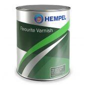 Hempel Favourite Varnish 2.5 Litre