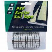 Kevlar Repair Tape 75mm x 1.5m Black