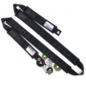 Mirror Padded Toestrap System