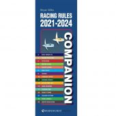 Racing Rules Companion 2021-24 (flipover)