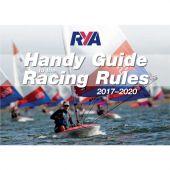 YR7 RYA Handy Guide to the Racing Rules 2017-2020