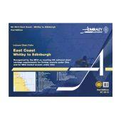 SC5615 Admiralty East Coast Whitby to Edinburgh Leisure Chart Folio