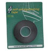 PSP Self Amalgamating Tape - 19mm x 10m - Black