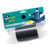 PSP Soft Grip Roll - 100mm x 2m - Black