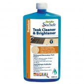 Star brite Sea Safe Teak Cleaner / Brightener 1000ml Step 1