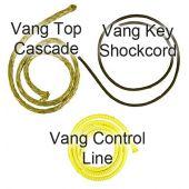 Laser XD Vang Replacment Rope Set